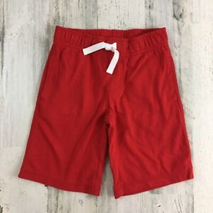 Gymboree Red Cotton Casual Shorts Boys Sz 4T NWT