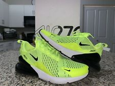 """Pre Owned Nike Air Max 270 """"Volt"""" Size 11.5"""