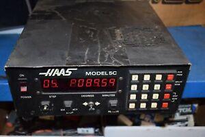 HAAS 5C INDEXER CONTROL BOX, Controller Indexing Head Digital