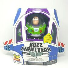 Buzz lightyear signature collection toy story original talking posable figure