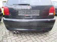 Stoßstange hinten VW Polo 6N GTI black magic LC9Z Stoßfänger schwarz