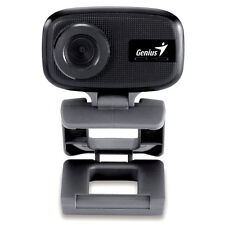GENIUS FACECAM 321 HIGH QUALITY 8MP VGA WEBCAM WITH MIC / PLUG AND PLAY