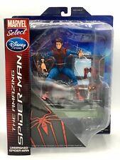 Disney Marvel Diamond Select The Amazing Spiderman Unmasked Andrew Garfield NEW!