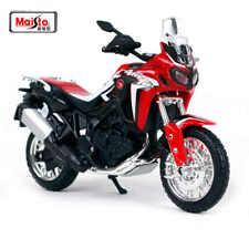 Honda Africa Twin DCT 1:18 Kids Model Diecast Dirt Bike Motorbike Motorcycle Toy