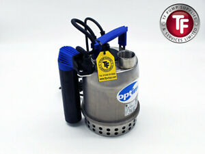 Ebara OPTIMA MS Submersible Pump, 230/1/50 - With Magnetic Switch (1752101600)