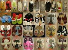 PRIMARK Ladies DISNEY Girls Mule Slippers UK 3-8 New Mules or Slipper Socks
