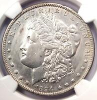 1894 Morgan Silver Dollar $1 - NGC AU Details - Key Date 1894-P - Certified Coin