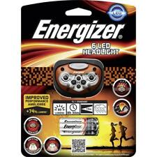 ENERGIZER, 6 LED HEADLIGHT FRONTAL TORCH (FLASHLIGHT) new rrp £24.99