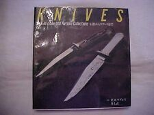 PB Book KNIVES: HOW TO MAKE AND FAMOUS COLLECTIONS; Written in Japanese ID Guide