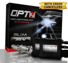 HID Kit 35w Slim Bi-Xenon Honda Fit 07-11 H4 9003 10000K Conversion Light Beam