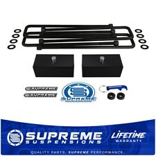"2"" Inch Rear Blocks Lift Kit For 1994-2002 Dodge Ram 2500 3500 4WD Overloads PRO"