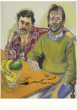 Kunstkarte:  Alice Neel - Geoffrey Hendricks and Brian