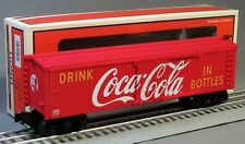 LIONEL COCA COLA ERA BOXCAR #1  train coke train O Gauge NEW 6-15069