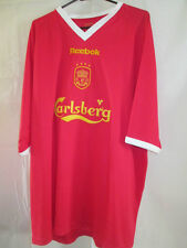 "Liverpool 2001-2003 European Football Shirt Size 50""-52""  /9418"