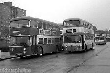 Greater Manchester- SELNEC AJA111B & 5440 Ashton Under Lyne Bus Photo