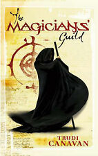 The Magicians' Guild (Black Magician Trilogy), By Trudi Canavan,in Used but Acce