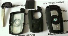 Guscio Chiave sistema keyless Telecomando BMW Serie 1 3 5 X6 7 E90 E93 E92 M3 M5