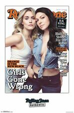 ORANGE IS THE NEW BLACK - ROLLING STONE COVER POSTER - 22x34 SCHILLING 14327