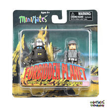Forbidden Planet Minimates Robby the Robot & C-57D Crew Member 2-Pack