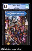 Marvel - X of Swords: Creation #1 (Walmart wraparound) - CGC Graded NM-MT 9.8