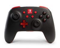 PowerA Enhanced Controller For Nintendo Switch - Black - Wireless