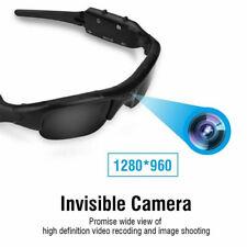 HD Mini Spy Camera Glasses 1080P Hidden Eyeglass Sunglasses Eyewear Camcorder