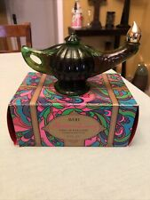 Vtg 1971 Avon Aladdin'S Lamp Bird of Paradise Foaming Bath Oil Full 6 oz -New