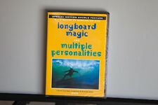 Longboard Magic and Multiple Personalities surfing DVD Sealed double feature