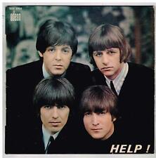 Les BEATLES    Help      7'  EP 45 tours