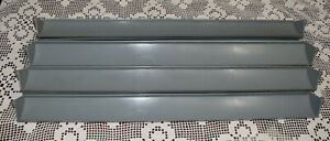 SHELVES for BERG SELECTOR Spin Display Motion Case - 11 Grey Shelves