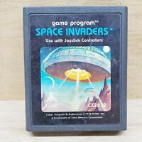 SPACE INVADERS Atari 2600 Video Game Cartridge Only CX2632 Tested Alien Battle