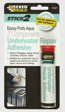 Submarino reparación Adhesivo 2 Componente Epoxi Masilla Aqua adecuado para superficie mojada