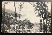 1943 Occupied Jersey England Channel Island Rppc Postcard Cover Anne Port