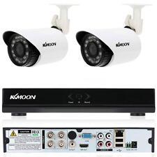 4CH 1080N/720P HDMI CCTV DVR 2x 700TVL Camera Home CCTV Security System US STOCK