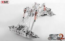 RC4WD 1/4 Killer Krawler 2 Gris Plata Z-K0057 Moa Super Tamaño Crawler monster rc