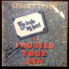 Spooky Tooth – You Broke My Heart LP Vinyl Record Psych Original Rare 1973 VG++