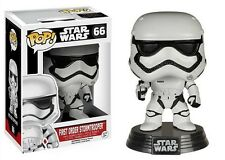 Bobble Head Pop Star Wars Force Awakens First Order Stormtrooper Vinyl Figure