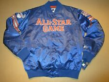 NEW NWT 2013 MLB All Star Game Starter Satin Insulated Snap Up Jacket XL