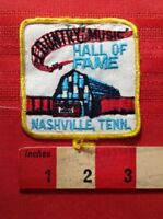 Vintage NASHVILLE COUNTRY MUSIC HALL OF FAME Tennessee Patch 69OO