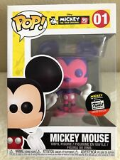 Funko popThe Original MICKEY MOUSE 90 Years Purple/Pink Funko Limited Exclusive