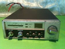 REALISTIC TRC-414 PRIORITY CIRCUIT CB RADIO MODEL 21-1508, NO MICROPHONE&NO RACK