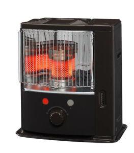 Zibro OS-50 2,2kW Petroleumofen Petroleum ohne Strom Notofen mit CO2 Wächter