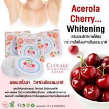Cupcake Underarm Whitening Cream Plus Cherry Acid Smooth Armpit New Formula 50g