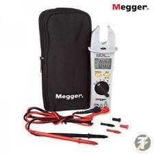 Megger DCM330 Digital Fork Multimeter AC up to 200A w/ Continuity Buzzer & Case