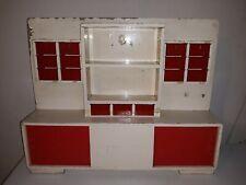 GRANDE EPICERIE BOIS/ISOREL ANNÉES 50 BABYJOU 65x51cm
