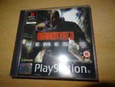 Videojuegos Resident Evil Sony PlayStation 1 PAL