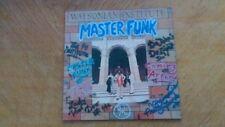 Watsonian Institute - Master Funk ( Italy ) lp