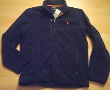 Polo Ralph Lauren Fleece Sports Casual Jacket Large $220.00