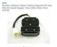 Rectifier 162fmj-5 163ml 170fmm Style Dirt Pit Trail Bike Atv Quads Buggies...