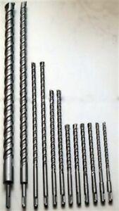 SDS Plus Betonbohrer Steinbohrer 28mm / 800mm lang